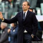 Allegri, con la Juventus de Turín / twitter