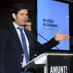 Mateu Alemany, director general del Valencia CF. Foto: Valenciacf.com