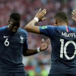 Pogba y Mbappé con Francia / Youtube