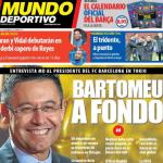 """Mundo Deportivo o el olvido del contrapoder en el periodismo """"Foto: MD"""""""