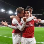 """La clave del renacer del Arsenal, su mediocampo """"Foto: Metro"""""""