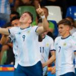 """""""La mejor factoría de futbolistas de Argentina. Foto: Getty Images"""""""