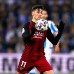 """""""Guerra abierta por Merquelanz entre Ahtletic de Bilbao y Real Sociedad. Foto: Getty Images"""""""