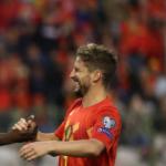 """""""El Inter sondea la incorporación de Mertens. Foto: Getty Images"""""""