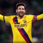 """Leo Messi sigue tumbando muros a su paso """"Foto: ceroacero.es"""""""