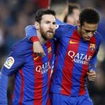 """Messi pidió el regreso de Neymar pero Bartomeu lo rechazó """"Foto: culémanía"""""""