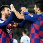 Messi-Suárez, ¿juntos de nuevo? Foto: haberler.com