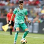 """Miguel Gutiérrez es el futuro del Real Madrid en el lateral izquierdo """"Foto: BeSoccer"""""""