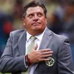 El Piojo Herrera se deja querer por Colombia. Foto: Club América
