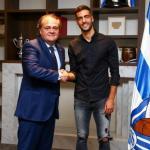 Mikel Merino renueva con la Real Sociedad / Realsociedad.eus