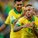 """El AC Milan valora seriamente la compra de un crack en Brasil """"Foto:"""