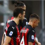 """""""El Milan termina la temporada con vistas al próximo año. Foto: Getty Images"""""""