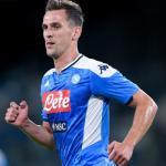 Arkadiusz Milik se convertirá en nuevo jugador de la AS Roma