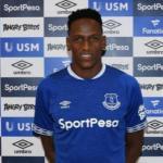 Mina / Everton.