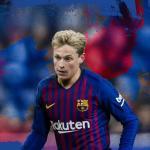 De Jong, en una imagen editada por el club (FC Barcelona)