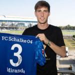 Miranda va ganando protagonismo en el Schalke 04