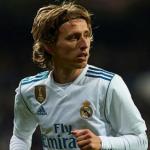 """El mal año de Modric desespera al Real Madrid """"Foto: Depor"""""""