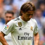 El Milan recibe el rechazo del croata Luka Modric / Twitter