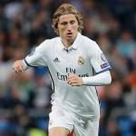 Luka Modric en un partido / Real Madrid
