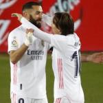 El Madrid avanza en las renovaciones de Modric y Benzema