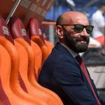 Monchi, director deportivo de la Roma / Besoccer