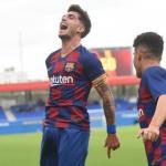 El Celta negocia con el Barcelona la llegada de Monchu