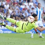 El Montpellier solicita una nueva cesión de Rulli. Foto: El País