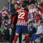 """Morata se deshace en elogios con Simeone """"Foto: Marca"""""""