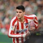Morata quiere dejar el Atlético de Madrid / Besoccer.com