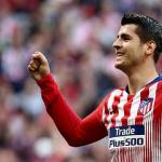 La preocupante sequía goleadora de Álvaro Morata