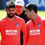 """La salida de Morata podría ser en un intercambio """"Foto: AS"""""""