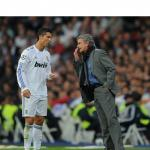 Cristiano Ronaldo y José Mourinho/lainformacion.com