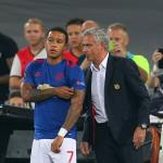 Mourinho bendice el fichaje de Memphis Depay por el Barcelona / Manchester Evening News