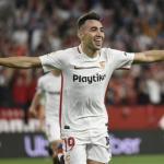 Munir mejora su situación en el Sevilla / SevillaFC.es