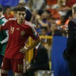 Munir rechazó a Luis Enrique para jugar en la Selección. Foto: ABC Sevilla