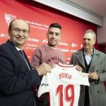 Munir se convierte en el fichaje más acertado del Sevilla / Sevillafc.es
