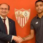 Castro y Muriel / Sevilla FC.