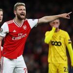 Mustafi confirma negociaciones con el Barcelona / Depor.com