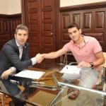 Ibai Gómez renueva con el Athletic