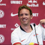 Nagelsmann continuará como entrenador del Leipzig