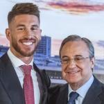 Negociación entre Ramos y Florentino / Elpais.com