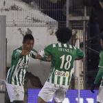 Nelson celebra un gol/ lainformacion.com/ EFE