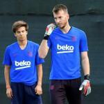 Neto pide marcharse del Barcelona / Besoccer.com