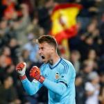 El FC Barcelona anuncia el fichaje de Neto, portero del Valencia (Agencias)