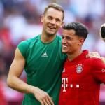 Neuer sale a la defensa de Coutinho | Bayern de Múnich
