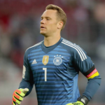 """Y aún así jugará Neuer la Eurocopa """"Foto: AS"""""""