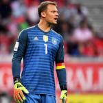 Neuer medita su retirada de la selección alemana
