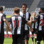 Los dos campeones del mundo que están en la mira del Newcastle | FOTO: NEWCASTLE