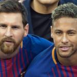 "Joan Laporta y Leo Messi presionan a Neymar para que salga del PSG  ""Foto: Sport"""