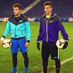 Mastour y Neymar en un anuncio de Nike / Youtube